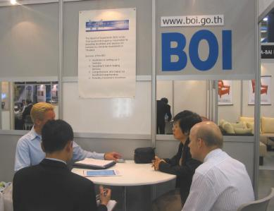 Report on Thailand Trade Exhibition 2004 at Houston, USA