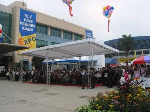 Vietnam trade expo in Hanoi