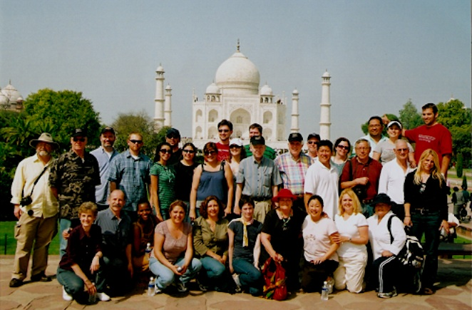LMU's EMBA group visit to India